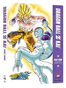Dragon Ball Z Kai: Part Four