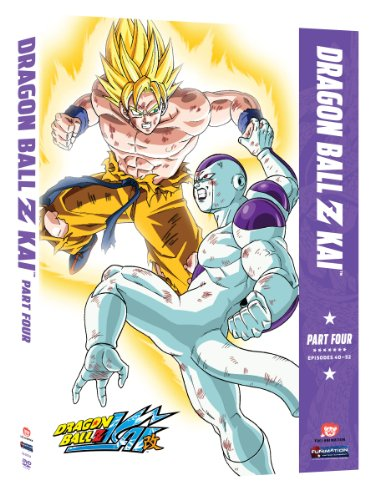 dragon ball kai part 4. Dragon Ball Z Kai: Part Four