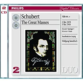 Schubert: Mass No.5 in A flat, D.678 - Kyrie