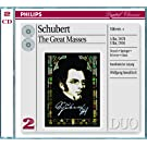 Schubert: The Great Masses (2 CDs)