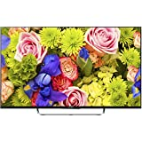 Sony Bravia KDL-50W800C IN5 127 Cm (50 Inches) Full HD Smart 3D LED TV (Black)