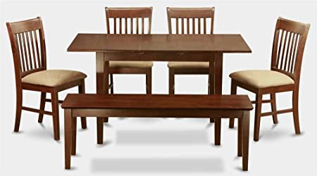 6-Pc Traditional Dining Set