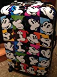 "Disney Parks Rolling Pop Art Mickey Mouse Luggage (24"") - Disney Parks Exclusive & Limited Availability"