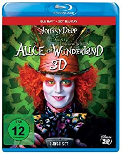 Alice im Wunderland [Blu-ray + Blu-ray 3D]