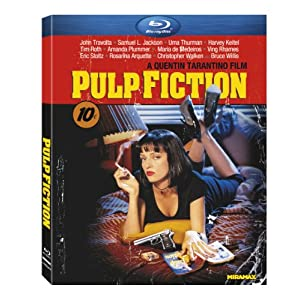 51kpndGfCQL. SL500 AA300  Pulp Fiction Blu ray Review: How Does the Long Awaited Release Hold Up?