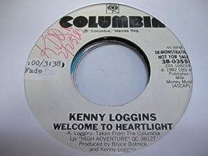 Kenny Loggins - Welcome to Heartlight (HQ) Lyrics Kenny ...