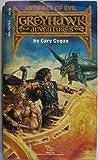 Artifact of Evil (Greyhawk Adventures Novels, Book 2)