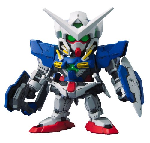 SD Gundam BB Warriors GN-001 EXIA model kit No. 313 - 1