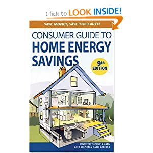 Energy Savings Book
