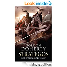 Strategos: Rise of the Golden Heart (Strategos 2)
