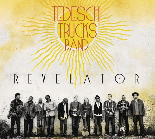 Tedeschi Trucks Band : Revelator (2011) 51kpsh2FZHL
