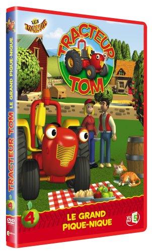 T�l�charger Tracteur Tom - vol.4 : le grand pique-nique