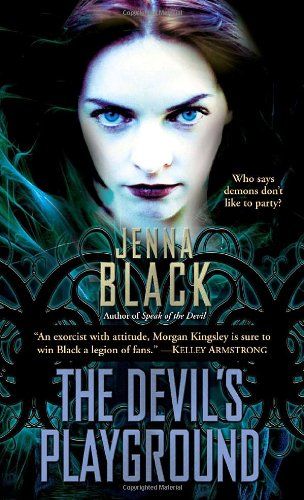 Image of The Devil's Playground (Morgan Kingsley, Book 5)