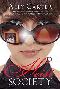 Heist Society by Ally Carter ebook deal