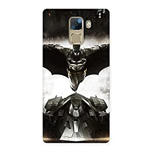 Gorgeous Knight Ride Back Case Cover for Huawei Honor 7