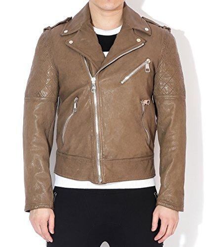 wiberlux-neil-barrett-mens-classic-real-leather-biker-jacket-l-caramel