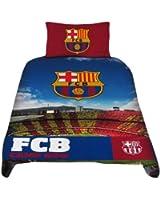 Officiel FC BARCELONA stade Camp Nou conception ensemble unique de couette