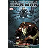 Invincible Iron Man 8: Unfixablepar Salvador Larroca