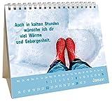 Image de Der kleine Herzenswunschkalender 2017: Mini-Monatskalender (Geschenkewelt Herzenswün