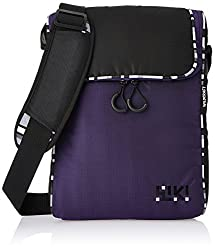 Wildcraft Womens Messenger Bag (Purple)
