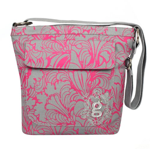 A Gift From The Gods Women's Canvas Cross Body Bag