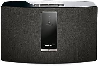 Bose SoundTouch 20 Series III ワイヤレスミュージックシステム Bluetooth/Wi-Fi対応 ブラック SoundTouch 20 III BLK【国内正規品】