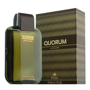 Antonio Puig Quorum After Shave - 50 ml