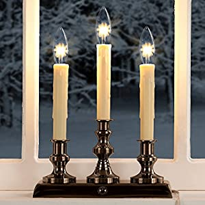 Traditional Electric Triple Candelabra