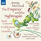 Jenny mcleod the emperor and the nightingale - 3 celebrations - rock concerto