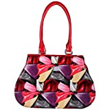 Wenz Women's Handbags (Majenta) (LR02)