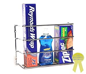 Wrap Storage Rack