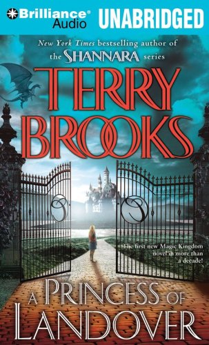 Terry Brooks: A Princess of Landover (audio)