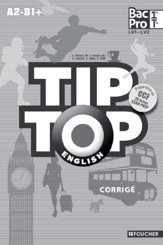 tip top english 1re tle bac pro pdf