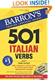 501 Italian Verbs: with CD-ROM (501 Verbs Series) (Italian and English Edition)