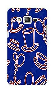 KnapCase American Abstract Designer 3D Printed Case Cover For Samsung Galaxy Grand Prime