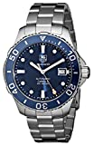 TAG Heuer Men's Aquaracer Stainless Steel Watch (WAN2111.BA0822) thumbnail