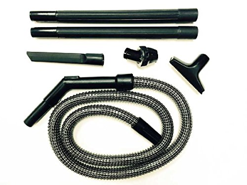 Vacuum Cleaner Attachment Kit with 12 Foot Hose With All The Attachment You Need. (Riccar Attachment compare prices)
