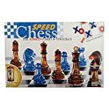 VIRGO TOYS Speed Chess (White And Blue)