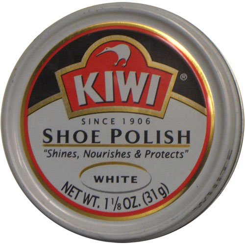 White Paste Shoe Polish