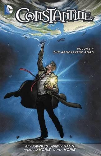 Constantine Volume 4 TP (The New 52) (Constantine 4)