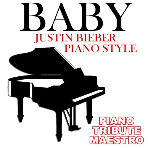 Baby (Justin Bieber Piano Style) front-1069378