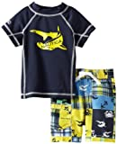 Nautica Baby-Boys Infant 2 Piece Rashguard Set