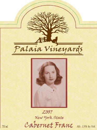 2007 Palaia Vineyards Cabernet Franc 750 Ml