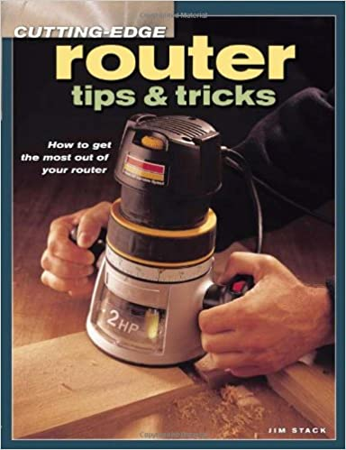Woodworking Router Books