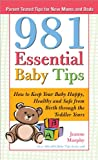 981 Essential Baby Tips (1402209290) by Jeanne Murphy