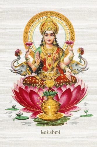 lakshmi-200-page-blank-writing-journal-with-the-hindu-goddess-of-wealth-fortune-and-prosperity-on-th