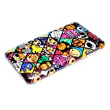 DeinPhone Comic Style Hardcase Cover Bumper for Samsung Galaxy Note 1 N7000