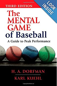 Download The Mental Game of Baseball: A Guide to Peak Performance