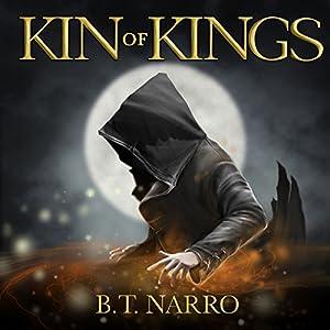Kin of Kings (The Kin of Kings: Book 1) Audiobook