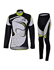 iisport Womens Outdoors Long Sleeve Sports Jacket Comfortable Cycling Jersey Sweat Suit